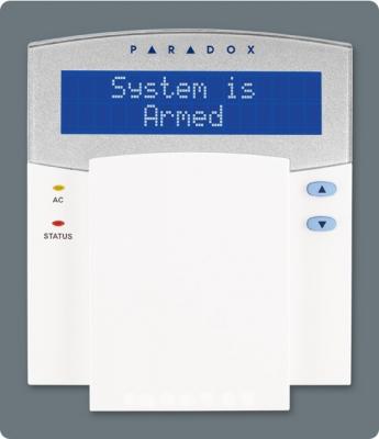 Bàn Phím LCD Paradox (Canada) K641