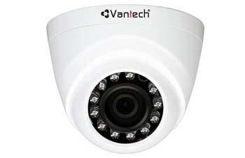 Camera HDCVI Dome hồng ngoại VANTECH VP-121CVI