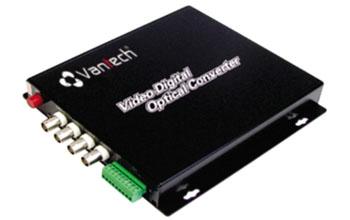 Bộ chuyển đổi video quang VANTECH VTF-04