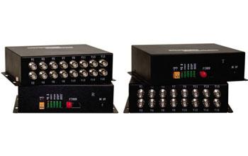 Bộ chuyển đổi video quang VANTECH VTF-16