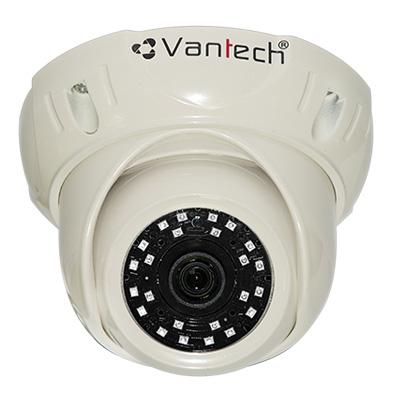 Camera Dome AHD hồng ngoại 2.0 Megapixel VANTECH VP-100A