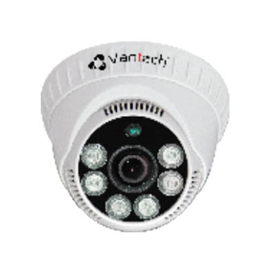 Camera AHD Dome 1.3MP Vantech VP-110A