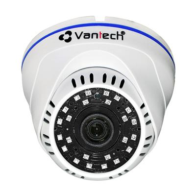 Camera Dome HDCVI Dome hồng ngoại 2.0 Megapixel VANTECH VP-112CVI