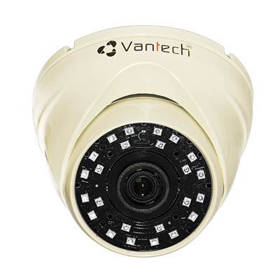 Camera Dome HDCVI hồng ngoại 2.0 Megapixel VANTECH VP-100C