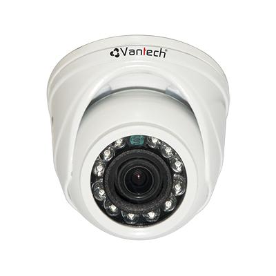 Camera Dome AHD hồng ngoại 1.3 Megapixel VANTECH VP-1007A