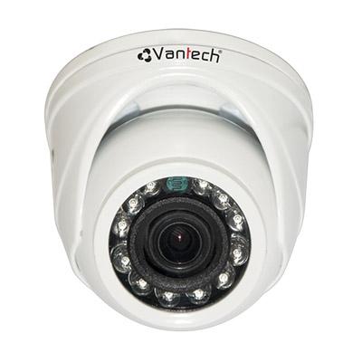 Camera Dome HDCVI hồng ngoại 1.3 Megapixel VANTECH VP-1007C