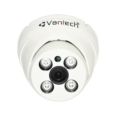 Camera Dome AHD hồng ngoại 1.0 Megapixel VANTECH VP-221AHDM