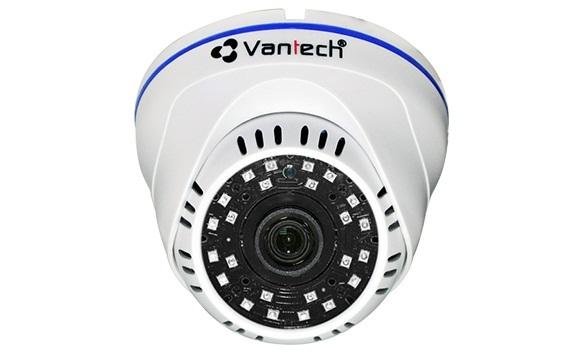 Camera Dome HD-TVI hồng ngoại VANTECH VP-111TVI