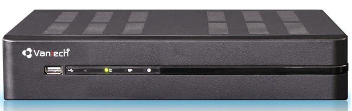 Đầu ghi hình DTV Hybrid 4 kênh VANTECH VP-4166DTV