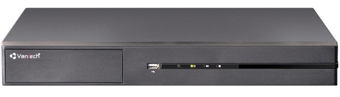 Đầu ghi hình DTV Hybrid 16 kênh VANTECH VP-1666DTV