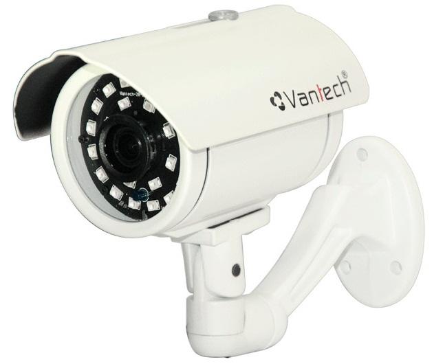 Camera HD-TVI hồng ngoại 2.0 Megapixel VANTECH VP-200T