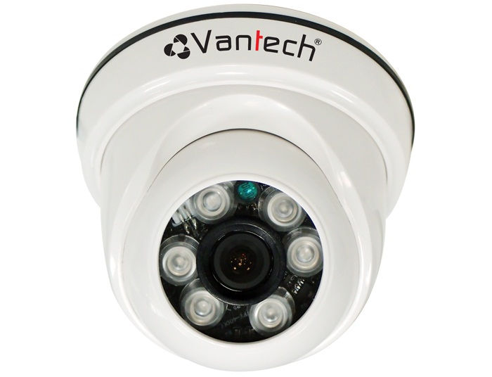 Camera Dome HD-TVI hồng ngoại 1.0 Megapixel VANTECH VP-310TVI