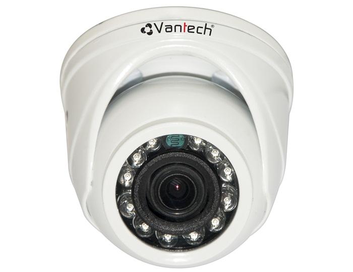 Camera Dome HD-TVI hồng ngoại 1.3 Megapixel VANTECH VP-1007T
