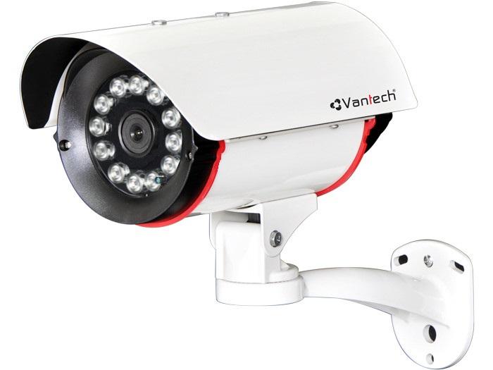 Camera IP ống kính hồng ngoại 4K Vantech VP-6032IP
