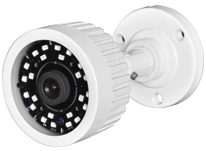 Camera HD-TVI hồng ngoại 2.0 Megapixel VANTECH VP-318TVI