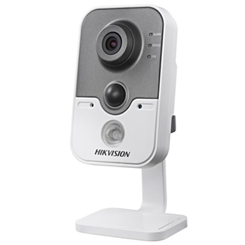 CAMERA CUBE IP WIFI HIKVISION DS-2CD2410F-IW