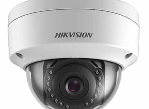 Camera IP  Dome 2 MP Hikvision DS-2CD2121G0-IW