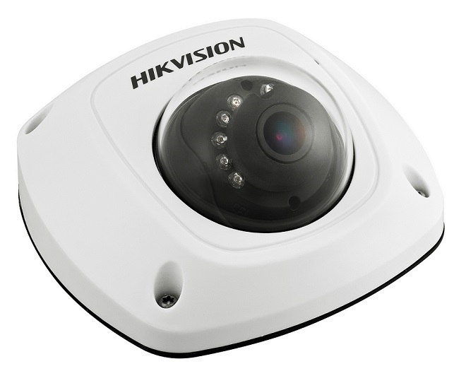 Camera IP Dome mini Hồng ngoại Hikvision DS-2CD2522FWD-IWS Wifi