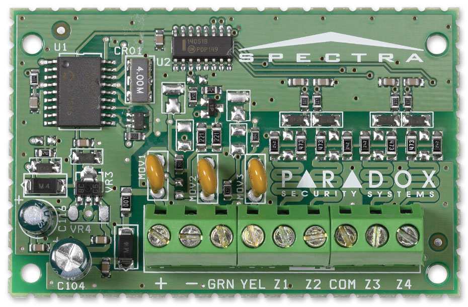 Thẻ Mở Rộng Paradox (Canada) ZX-4