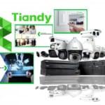 Lắp đặt camera Tiandy gói camera IP Cao cấp Pro series 5.0 Mb