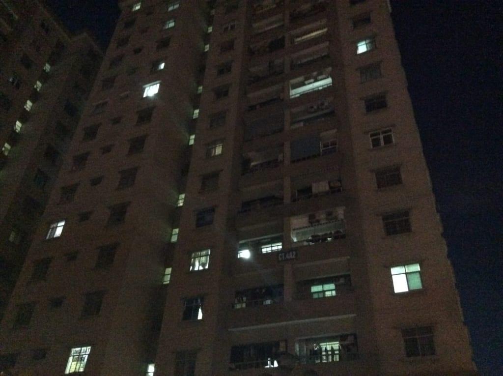 Thi công lắp đặt camera an ninh cho tòa nhà