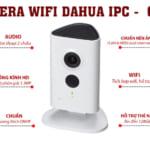 Hướng dẫn cài đặt Camera Ip Wifi Dahua C15