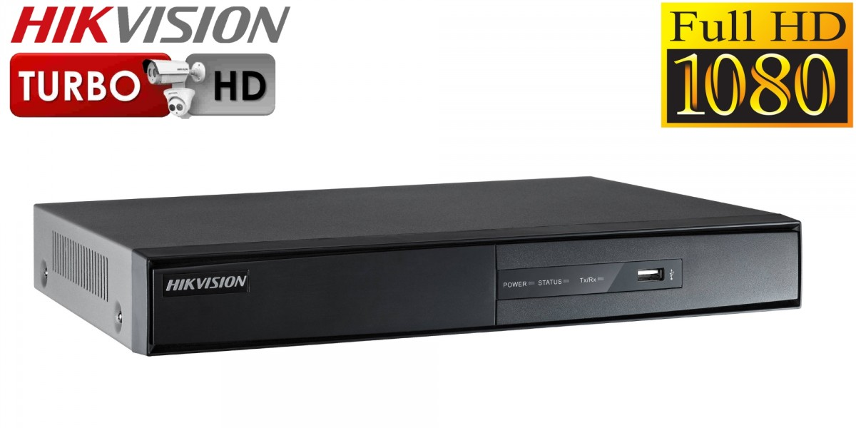 Đầu ghi hình turbo 8 kênh Hikvision DS-7208HGHI-F1/N