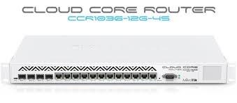 Ethernet Router Mikrotik CCCR1036-12G-4S
