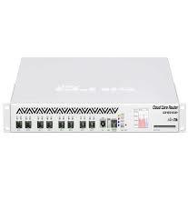 Ethernet Router Mikrotik CCCR1072-1G-8S+