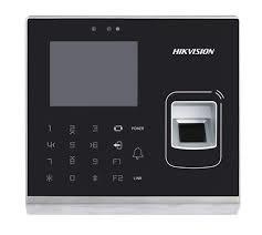 Bộ kiểm soát ra vào bằng vân tay Hikvision DS-K1T201MF-C