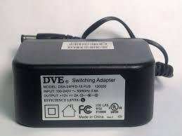 Nguồn DVE 12V 2A dùng cho camera