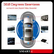 Camera hành trình toàn cảnh 360 độ cho xe hơi DVR360