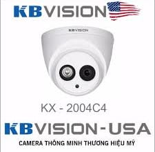 Camera HDCVI 2mp KBvision KX-2004C4