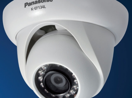 Camera IP dome 1 mp Panasonic K-EF134L03