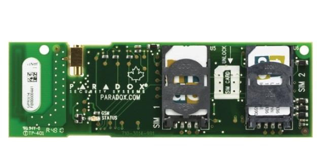 Module kết nối GPRS Paradox GPRS14