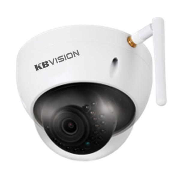 Camera IP Wifi Hồng Ngoại 2MP KBvision KX-2012WAN
