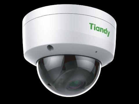 Camera Tindy 8mp TC-C38KS Spec: I3/E/2.8mm
