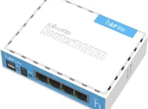 Thiết Bị Router Mirotik RB750r2