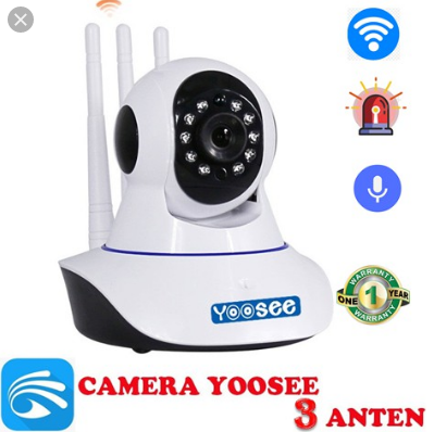 Camera ip wifi yoosee 720p