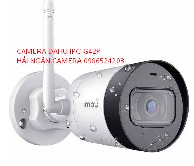 CAMERA WIFI DAHUA 4Mb IPC-G42P