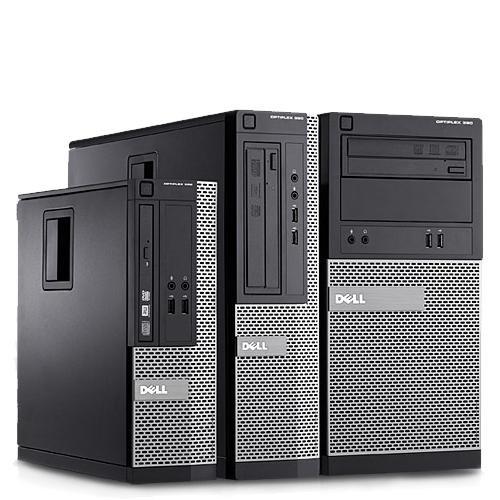 Case Máy Tính Đồng Bộ Dell 790-HN03