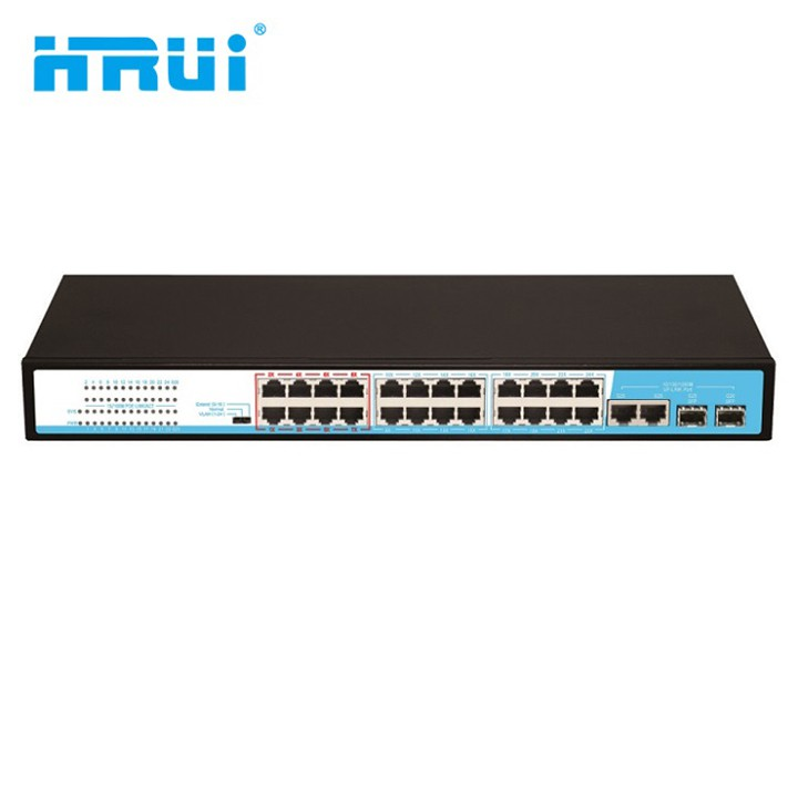 Switch 28 port HRUI HR901-AF-2422GS-400