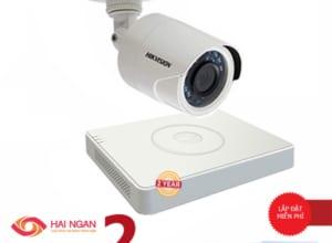 Lắp Đặt Trọn Bộ 01 Camera Giám Sát Hikvision Full HD HN-1CE561D0T