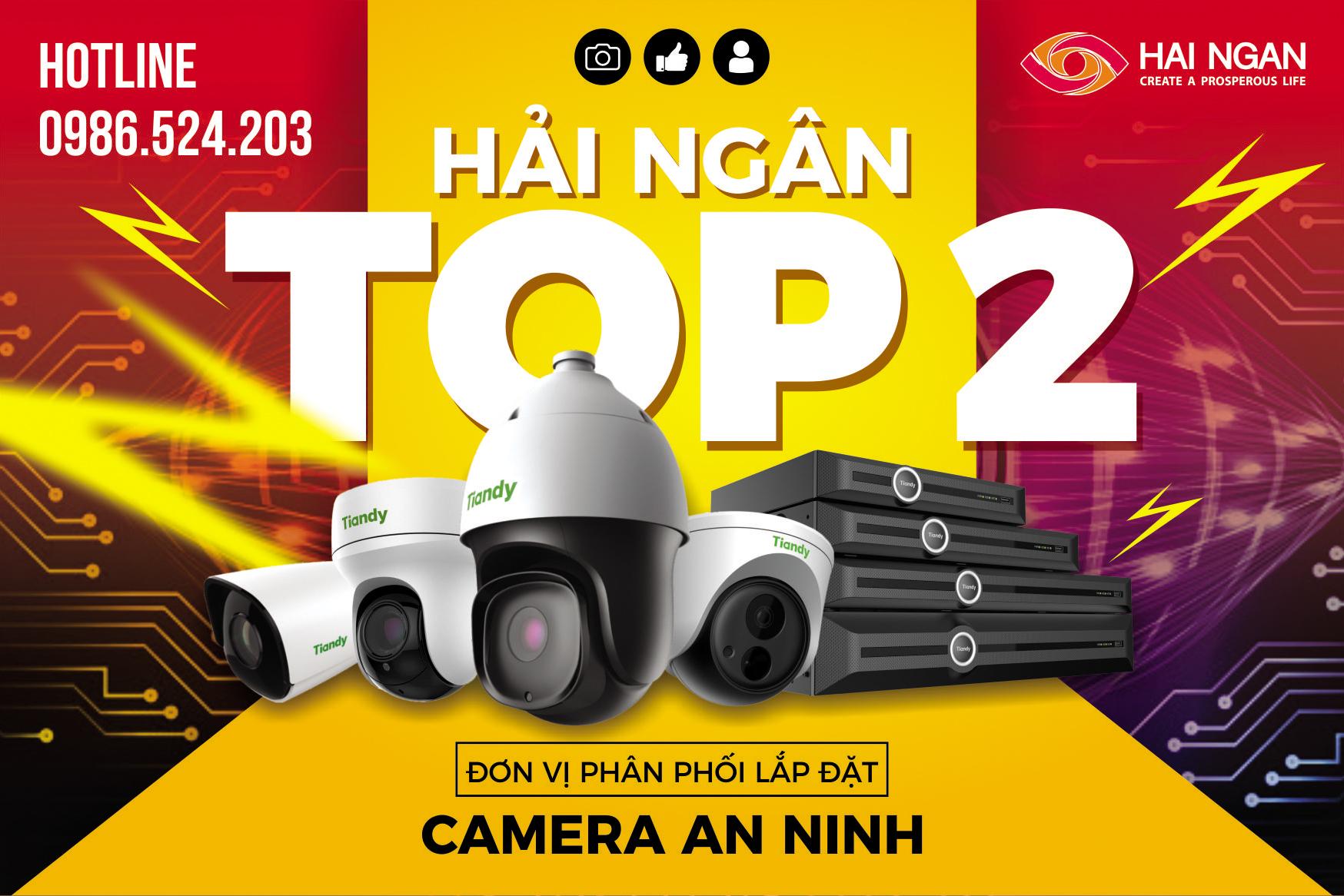 Lắp đặt camera quan sát tại Hà Nội