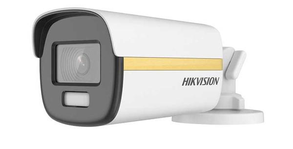 Camera HDTVI ColorVu 2MP HIKVISION DS-2CE12DF3T-F